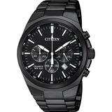 Reloj Citizen An8175-55e Conometro,sumergible Sj