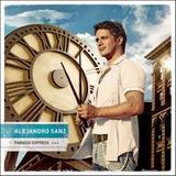 Alejandro Sanz - Paraiso Express - Disco Compacto - Red&blue