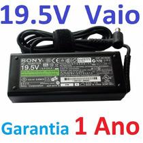 Fonte Carregador Original Para Notebook Sony Vaio Pcg-71911x