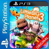 Little Big Planet 3 Ps3 Digital N°1 En Ventas En Argentina