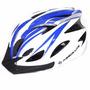 Capacete Absolute C/ Sinalizador De Led Ciclismo Bike
