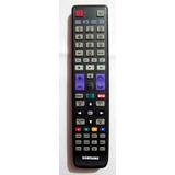 Control Samsung Pantallas Smart Y 3d Nuevo C/boton Netflix
