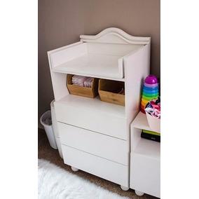 Mueble cambiador para bebe en mercado libre m xico for Mueble cambiador para bebe