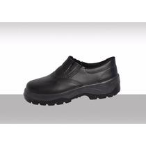 Sapato De Segurança Elastico Rogil Ca 32960 Sem Bico De Aço