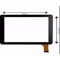 Tela Touch Screen Vidro Lente Tablet Philco Ph7ob Ph7o Novo