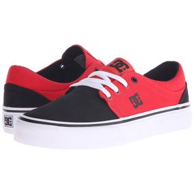 Dc Shoes Skate Trase Tx Originales En Su Caja 2mx