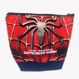 Cartuchera Escolar Spiderman Advengers Fiesta Cotillon Niño