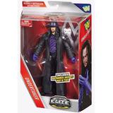 Wwe Elite Figura De Undertaker Mattel