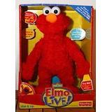 Servicereparacion De Muñecos Interactivos Elmo Live Y Otros