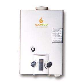 Boiler Calentador Instantáneo De Paso De Gas Natural De 6 L.