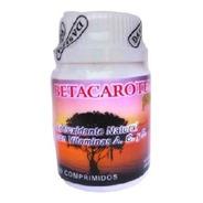 Betacaroteno Plus + Vitamina A C Y E Dasipa X 60 Comprimidos