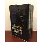 Narrativa Completa H.p Lovecraft 3 Tomos - Booktrade