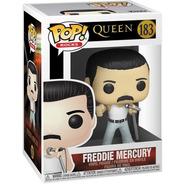 Funko Pop! Rocks Freddie Mercury Queen 183 Live Aid