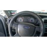 Cubre Volante P/ Autos En Cuero Genuino Ford