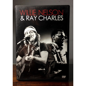 Willie Nelson & Ray Charles Dvd Nm Georgia Angel Eyes