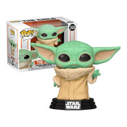 Boneco Funko Pop Star Wars Baby Yoda The Child 368 Original
