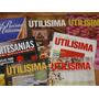 Utilisima Lote De 12 Revistas Decoracion Y Manualidades