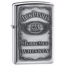 Encendedor Zippo 250jd.427 Jack Daniels 2017 Garantia