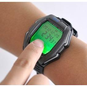 Relógio Controle Remoto Universal Touch Screen Alarme Cronom