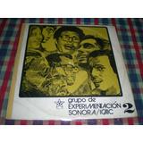 Grupo De Experimentacion 2 (silvio Rodriguez Pablo Milanes)
