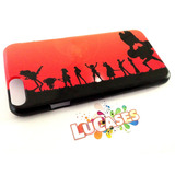 Capinha Personalizada 3d One Piece Anime Capa Iphone 4 5 6