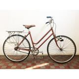 Hermosa Bicicleta Italiana Bianchi_antigua Años 50