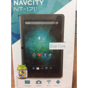 Tablet Navcity Nt 1711