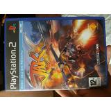 Jak X Playstation 2 Ps2 Pal (europeo)