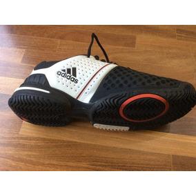 Tênis adidas Barricade 6.0, Nº48, Preto/branco