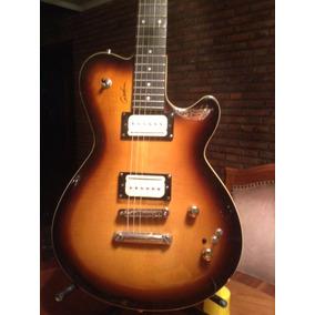 Guitarra Godin Electrica Icontype 2 Convertible Un Lujo