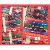 Pulseras Eventos Personalizadas Full Color Premium Papel