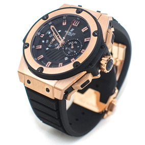 20dad009e0c Relogio Hublot King Power Gold - Joias e Relógios no Mercado Livre ...