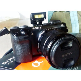 Sony Nex 7 24,3 Mpx Mirrorless Impecable !!!