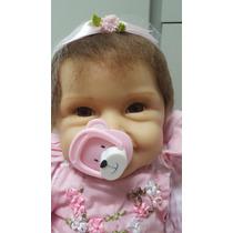 Boneca Bebe Reborn Realista - Fotos Reais - Veja Voce Mesmo