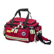 Botiquin Tipo Maleta Elite Bags Roja Con Accesorios