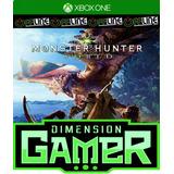 Monster Hunter World -xbox One - No Codigo - Off-line