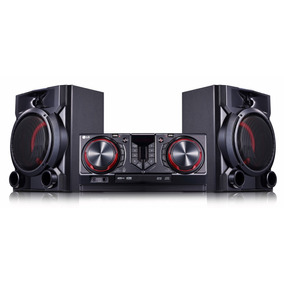 Mini System Lg Cj65 Xboom 810w Rms - Multi Bluetooth, Dual U
