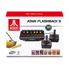 Console Atari Flashaback 8 New Com 105jogos