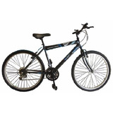 Bicicleta Rodado 26 Overcross Thundra - Nicolini