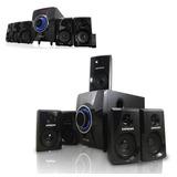 Home Theater 51 Bluetooth Panacom Sp 1662 Alta Fidelidad 60w