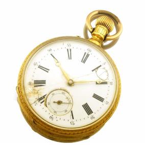 cfaad0a3669 Luxuoso Relogio Patek Philippe Geneve 58152 - Relógios De Bolso no ...