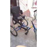 Bicicleta Ortopedica