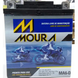 Bateria Moto Max 125 Sed Sundown Ytx7l-bs Htz-7 Ma6-d