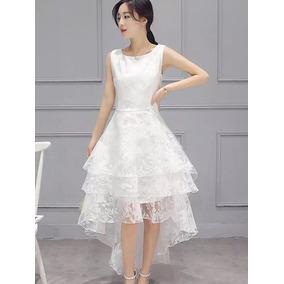 Vestido Noiva Casamento Civil Médio
