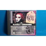 Cd Alaska Y Dinarama Musicos Poetas Y Locos -mdd-