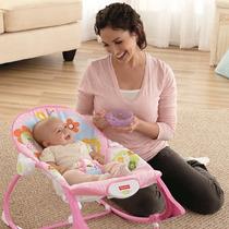 Cadeira Crescendo Comigo Meninas Rosa - Fisher Price