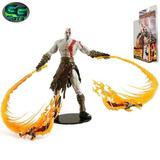 Kratos God Of War 3 Figura 18 Cm 100% Nueva / Sellada