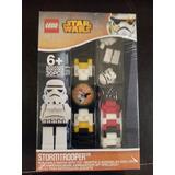 Reloj Lego Star Wars Stormtrooper