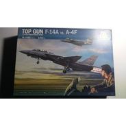 Italeri Top Gun F14a Vs A-4f 1/72 Kit De 2 Rdelhobby Mza