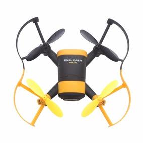 Mini Dron Con Camara Mini-ufo 512w Quadcopter_0.3mp Amarillo